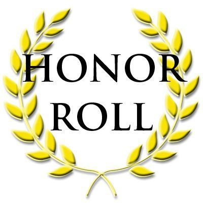 GCHS Honor Roll 2nd Quarter