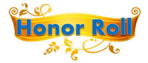 High School 2nd Quarter Honor Roll