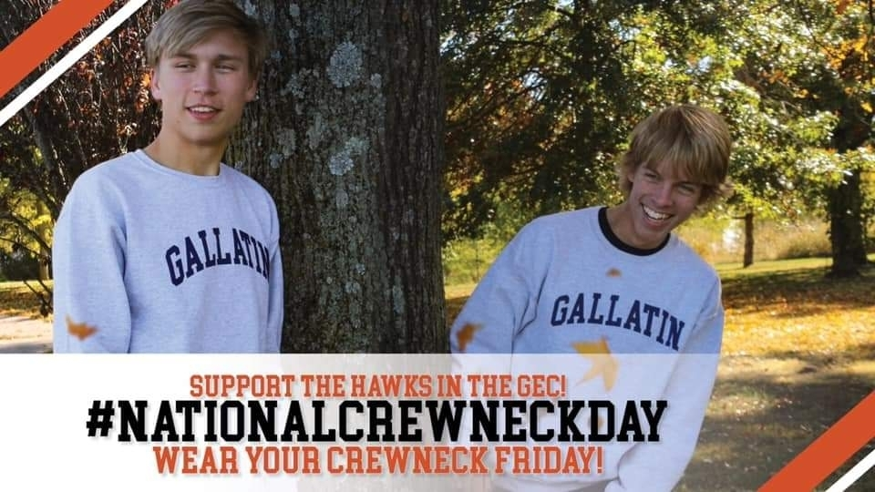 National Creneck Day!