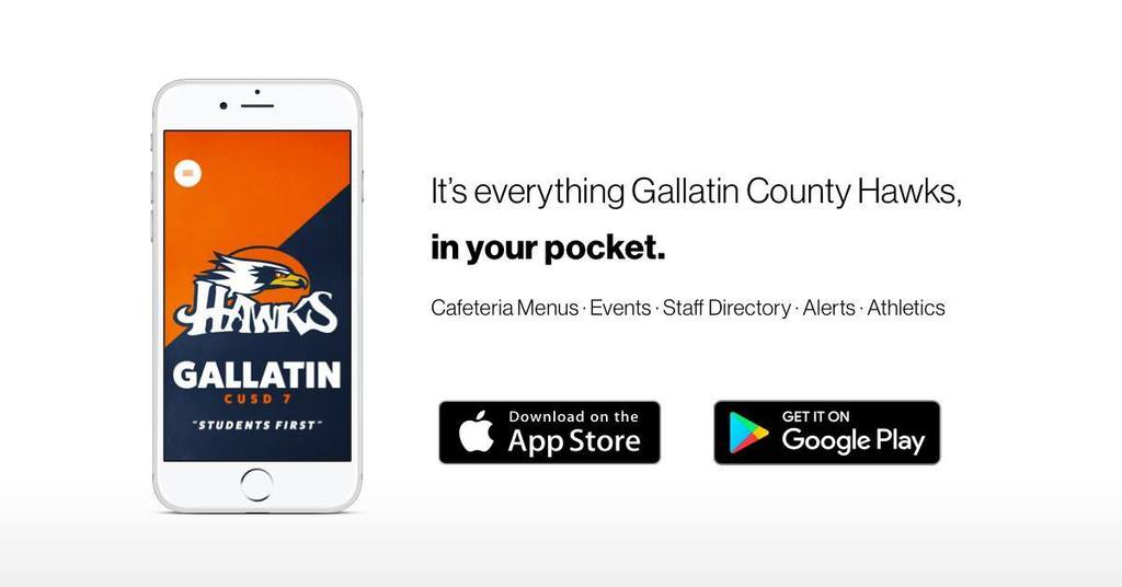 Gallatin County School App