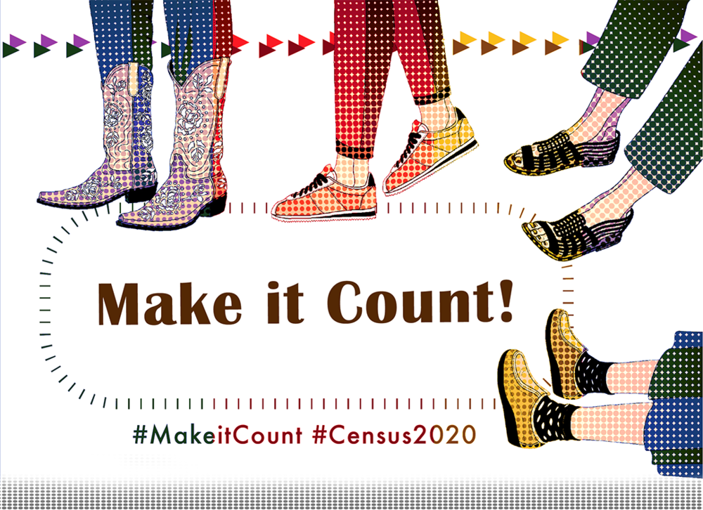 Make it Count 2020 Census